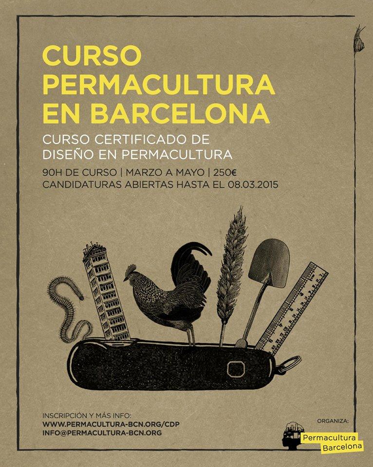 anuncio curso de permacultura 2015