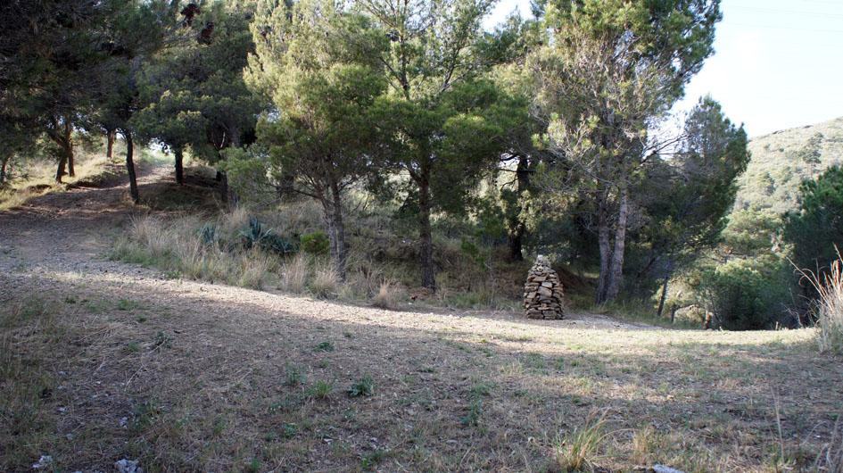 integrado en el paisaje - intégré dans le paysage