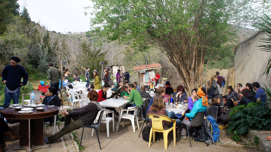 PIC la terrazadespues la comida - PIC la terrasse après le repas